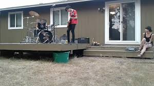 the grapefruit brothers live rock in the backyard youtube