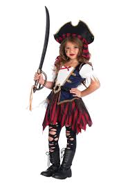 Pirates Caribbean Halloween Costume Child Pirate Costumes Kids Boys Girls Pirate Halloween Costume