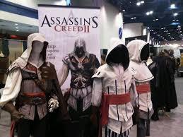 Assassins Creed Halloween Costumes Assassin U0027s Creed Costumes Halloween Show