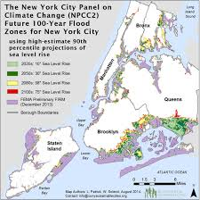 More Sea Level Rise Maps 6 More Feet Of Sea Level Rise Possible This Century Nyc Climate