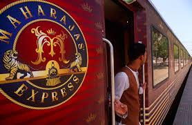 seeing india by luxury train wsj