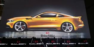 mustang 302 horsepower 2015 saleen black label 302 mustang gets launched as 730 hp