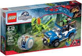 jurassic park car toy brickchick jurassic world
