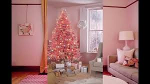 pink christmas tree pink christmas tree decorations