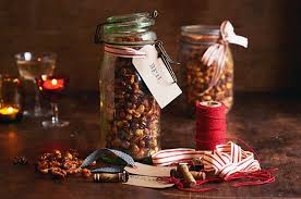 Christmas Nuts Festive Honey Roasted Nuts Jamie Oliver Features