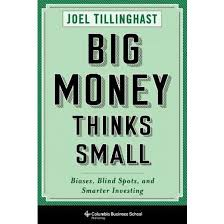 Big Blind Small Blind Big Money Thinks Small Biases Blind Spots And Smarter