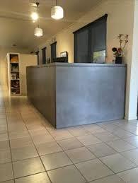 Concrete Reception Desk Polished Concrete Reception Desk By Mitchell Bink Concrete Design