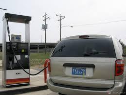 flexible future living with the e85 flex fuel dodge caravan
