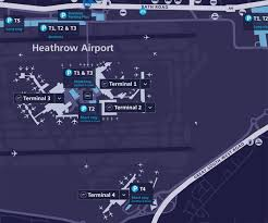 Heathrow Terminal 3 Information Desk Airport Lounges Aspire Lounge And Spa Plaza Premium Lounge