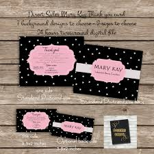 Invitation Business Cards Thank You Card Digital File Direct Sales Business Marketing