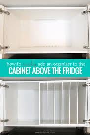 kitchen pantry furniture ikea remodelaholic ikea hack diy the fridge cabinet