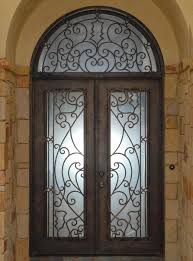 Front Door Metal Decor Exterior Fetching White Front Porch Design And Decoration Using