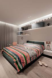 14 inspirational bedroom design ideas for teenagers contemporist 14 inspirational bedrooms for teenagers sophisticated colors partnered with a fun duvet cover is