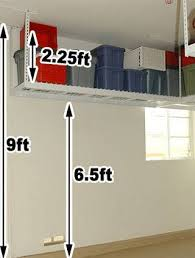 Ceiling Mount Storage by Use Multiple Saferacks For Ultimate Storage Capacity Cool
