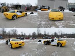 yellow corvette c5 2003 yellow chevrolet corvette c5 cleveland power performance