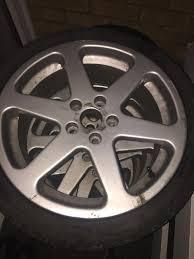 lexus is200 tires set of 5 18