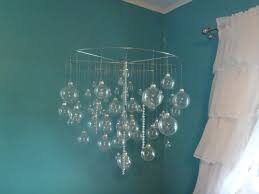 Baby Chandeliers Nursery Bubble Chandelier Diy Under The Sea Room Pinterest Bubbles