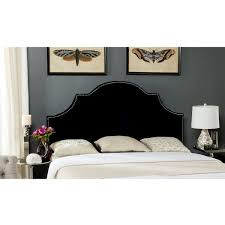 Velvet King Headboard Best 25 Black Queen Headboard Ideas On Pinterest Make Your Own