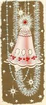 Retro Paper Christmas Decorations - 67 best vintage christmas images on pinterest retro christmas