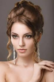 hairstyle for evening event for a special evening event an elaborate hairstyle a night at