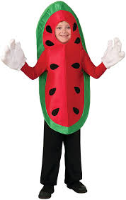 amazon com forum novelties watermelon costume one size toys u0026 games