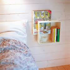 Diy Wooden Bedside Table by 28 Unusual Bedside Table Ideas Enhance The Charm And Decor Of Your