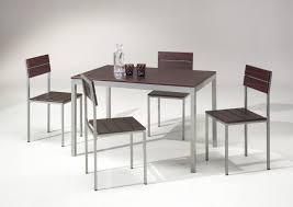 chaise et table de cuisine table de cuisine 4 chaises table extensible cuisine maison boncolac