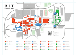 Rit Map Rit Campus Map On Behance
