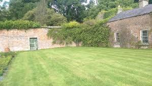 fabulous walled garden of ballywalter park gareth austin