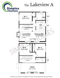 simplex homes 2 story modular home the lakeview a