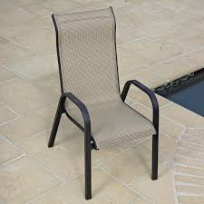 Fire Pit Chairs Lowes - furniture stackable outdoor chairs mesh stacking making wood
