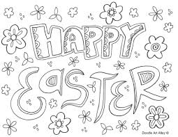 easter bunny coloring pages online lamb happy colouring pictures