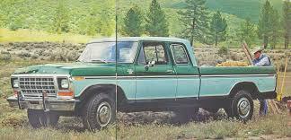 las camionetas ford de 1979 archivo de autos