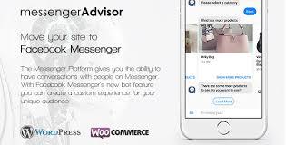 free download messenger advisor messenger chat bot for wordpress