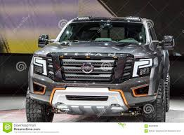 gray nissan truck detroit january 17 the 2017 nissan titan pickup truck at the