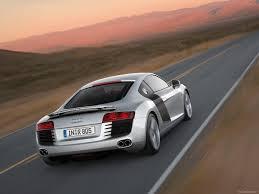 Audi R8 Silver - audi r8 2007 pictures information u0026 specs