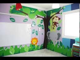 dubai sticker wall decal decoration kids classroom jungle theme