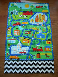 27 best car play mat images on pinterest games play mats and track