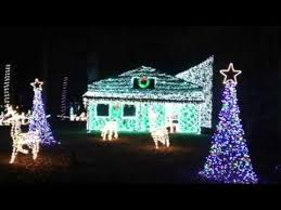 benson nc christmas lights christmas lights arnette park youtube