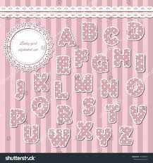 baby abc letters can be stock vector 155906045 shutterstock