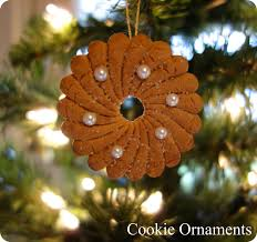 blissful roots dollar store cookie ornaments