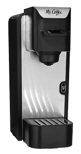 Amazon Mr Coffee BVMC SC100 2 Coffee Maker Black With Silver