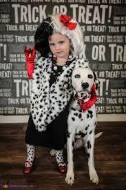 Dalmatian Puppy Halloween Costume Dog Dalmatian Costume Red Collar Shirt Small