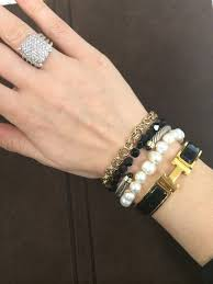stacking bracelets bracelet stacking simply by