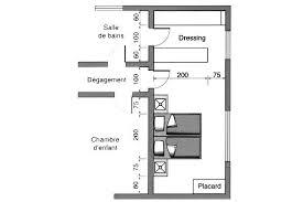 plan de chambre avec dressing et salle de bain chambre avec dressing et salle de bain 5 plan chambre où mettre