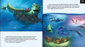 Finding Nemo Story Book For Children Read Aloud Category Story