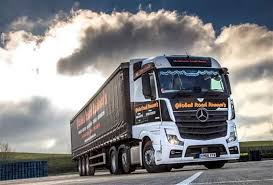 mercedes actros global quest for fuel efficiency with mercedes actros