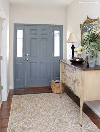 What Is Foyer Entryway Foyer Makeover How To Nest For Less