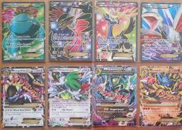 100 ex and cards for sale plus more