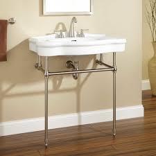 narrow bathroom sink console ideas tiny bathroom inspiration 2016